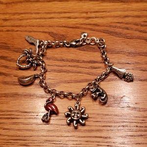Brighton Florida Charm Bracelet